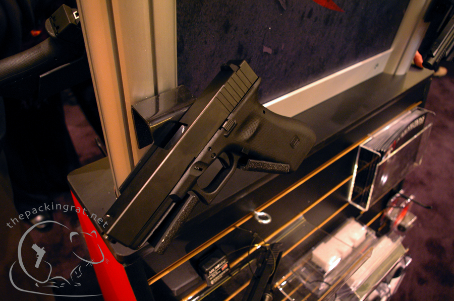 Tactial Solutions and Blackdog Glock .22 Conversion in black with multi dimensional background
