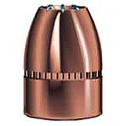 Copper jacketed bullet
