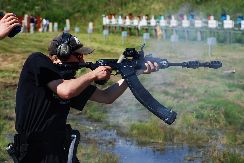 Looking for a 'Banned' Russian AK-47, Saiga? Here's How (cheaply).