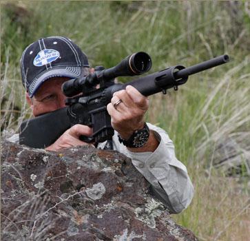 Mossberg MMR Hunter Rifle