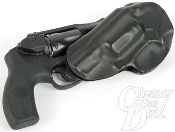 Flashbang Bra Holster and S&W Bodyguard revolver