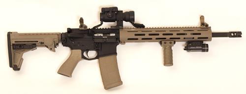 CTD Mike's AR-15
