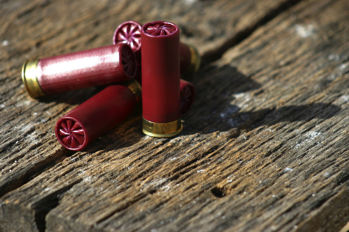shotgun shells background - photo #2