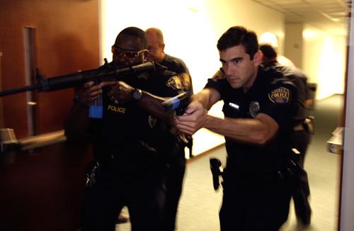 Police Responding