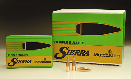 Sierra MatchKing .300 Blackout Bullets