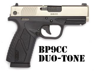 Bersa BP9CC duo-tone