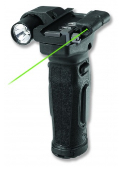 Crimson Trace AR-15 MVF-515 Green Laser and Tactical Light Foregrip
