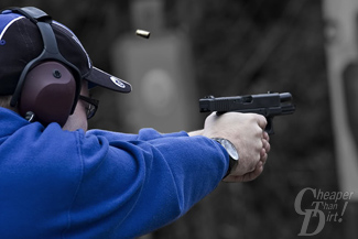 CTD Mike Shoots His Glock 19
