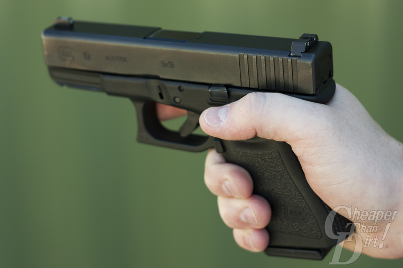 Setting Up A Glock For Concealed Carry