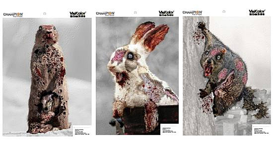 Zombie Cute Animal Variety Pack