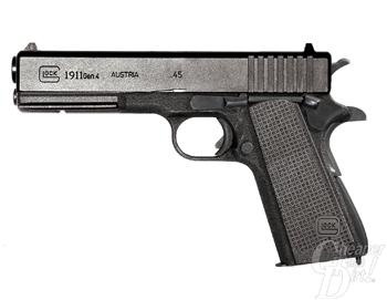 Glock 1911 Gen 4 Prototype