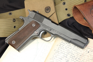This is one of the best-condition US&S 1911s that you're likely to see.
