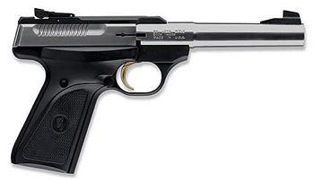 Browning Buckmark pistol, right profile