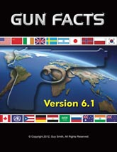 The cover of Guy Smith's Gun Facts.