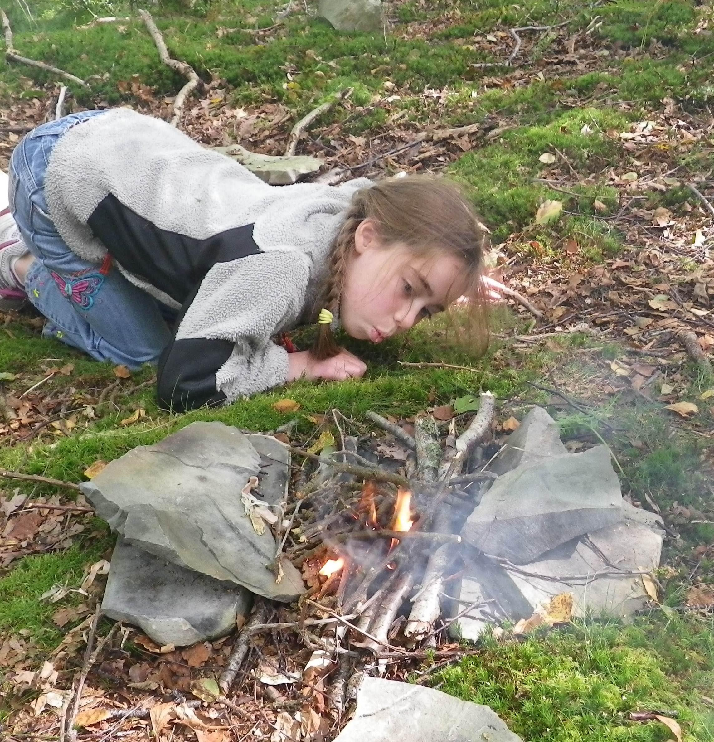 Have you started teaching your kids essential survival skills?
