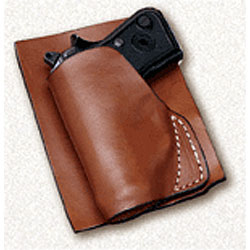 Inside the pocket holster