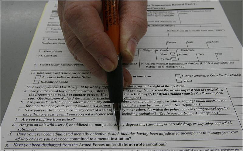 ATF Form 4473
