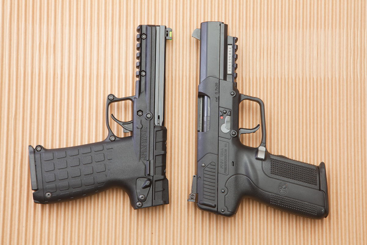 PMR-30 vs FN5-7 | The Shooter's Log