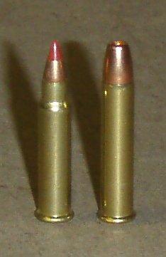 Rimfire .17 HRM and .22 Magnum