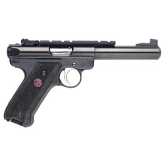 Ruger Mark III Target Rimfire Handgun