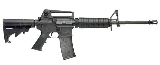 S&W M&P15 Rifle .223 Rem