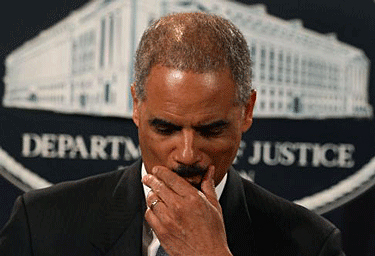 A civil lawsuit has been filed against Attorney Gen. Eric Holder.