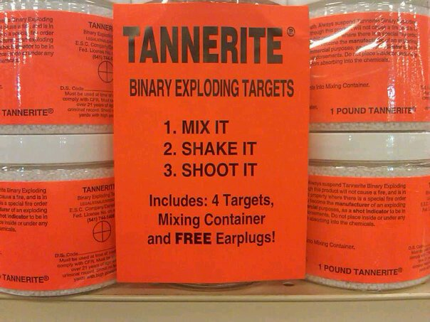Image result for Tannerite