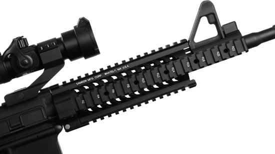 AR-15 Rail