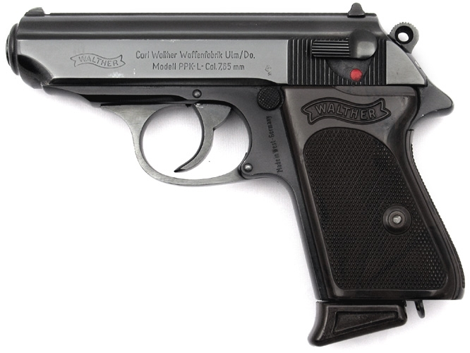 Walther PPK 7.65mm 32ACP