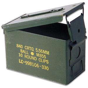 Military ZAA-095 can, $14.97
