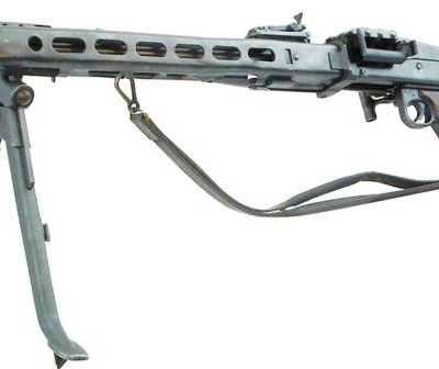 Machine Gun of 1942 MG42