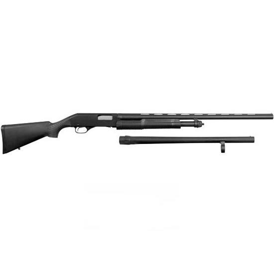 Stevens 320 Pump shotgun