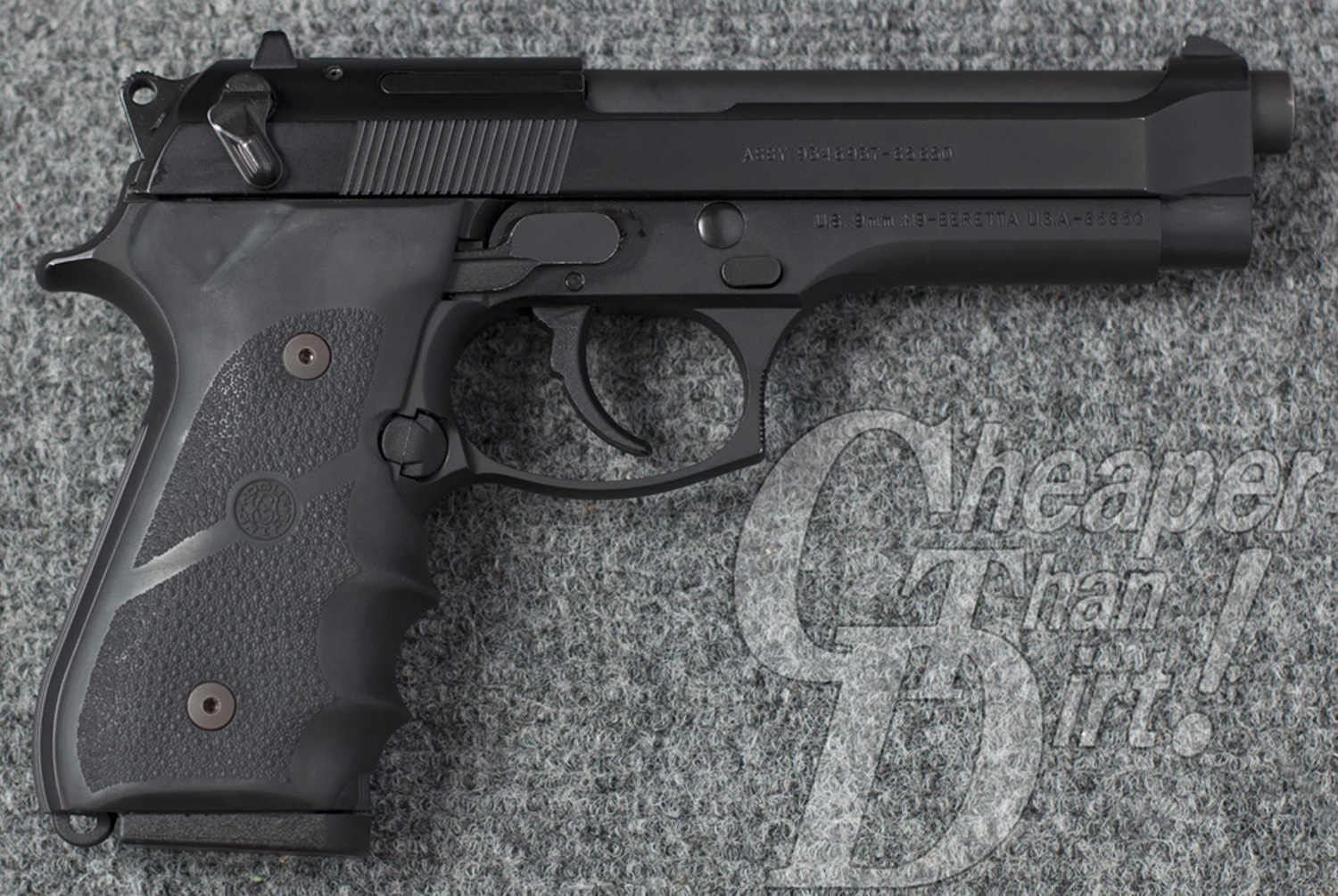 THE Beretta M9 (92FS)