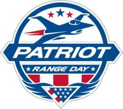 Patriot Range Day is November 8-11, 2012.