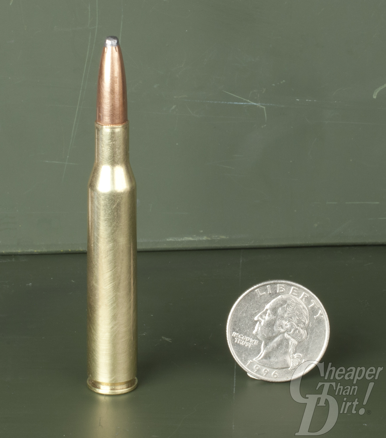 Cartridge Of The Week, The .270 Winchester