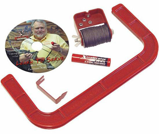 Bohning All In One Bow Serving Kit