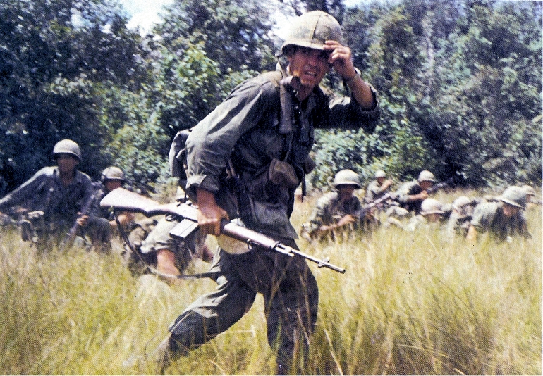 The M14 in Vietnam