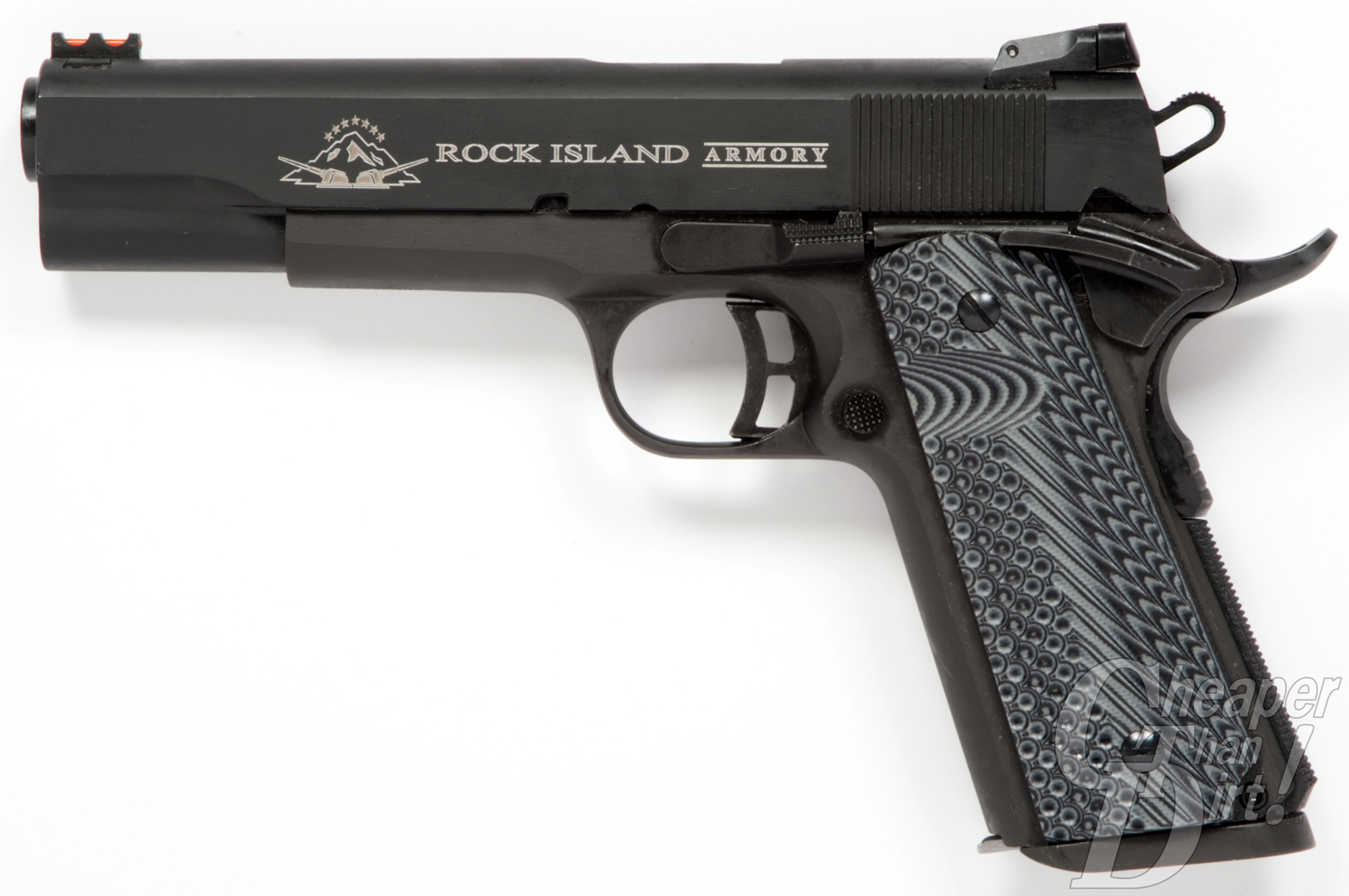 Rock Island Armory  Mm Pistol