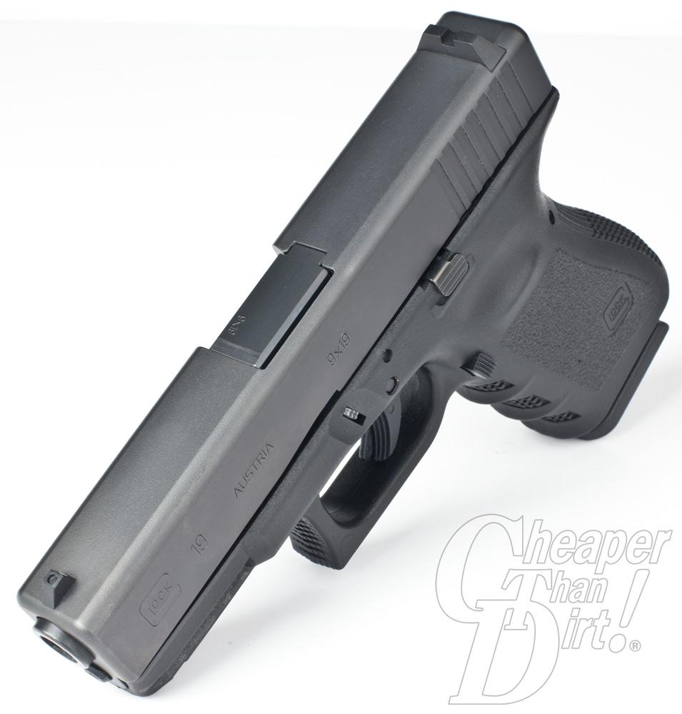 Glock Ugly? Shame on me!