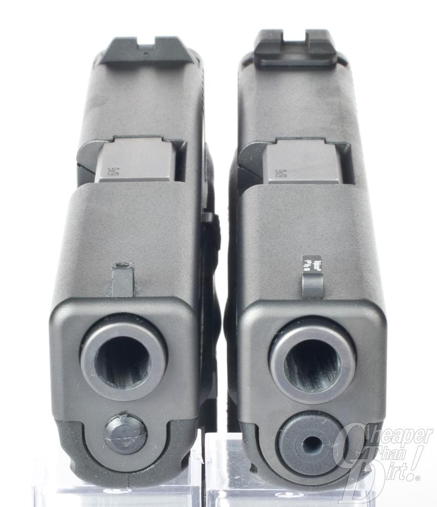 Glock Gen 5/Gen 3 parts compatibility question - Topic