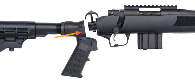 Mossberg MVP FLEX  Connector