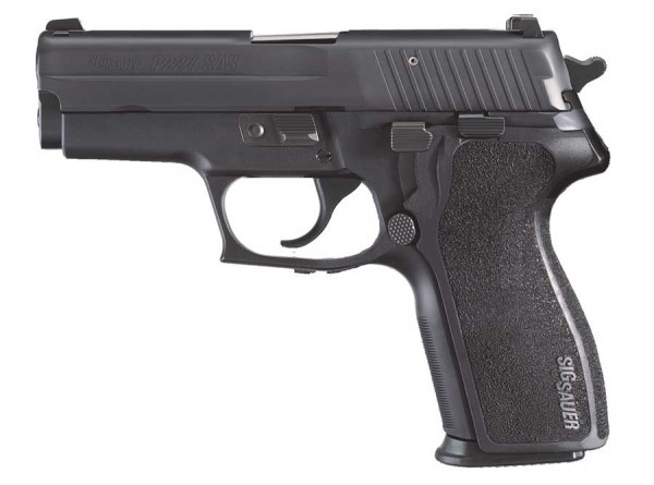 SIG Sauer introduces the P227.