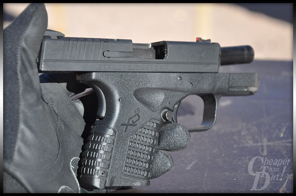 Springfield 9mm xd Springfield Xd-s in 9mm