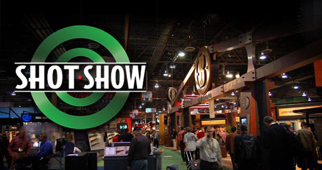 NSSF SHOT Show and logo