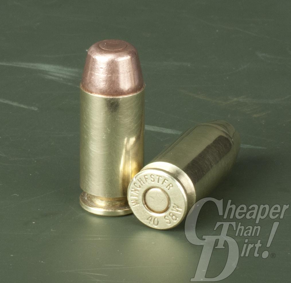 .40 S&W Cartridge