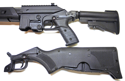 Kel-Tec SU-16CA Stocks