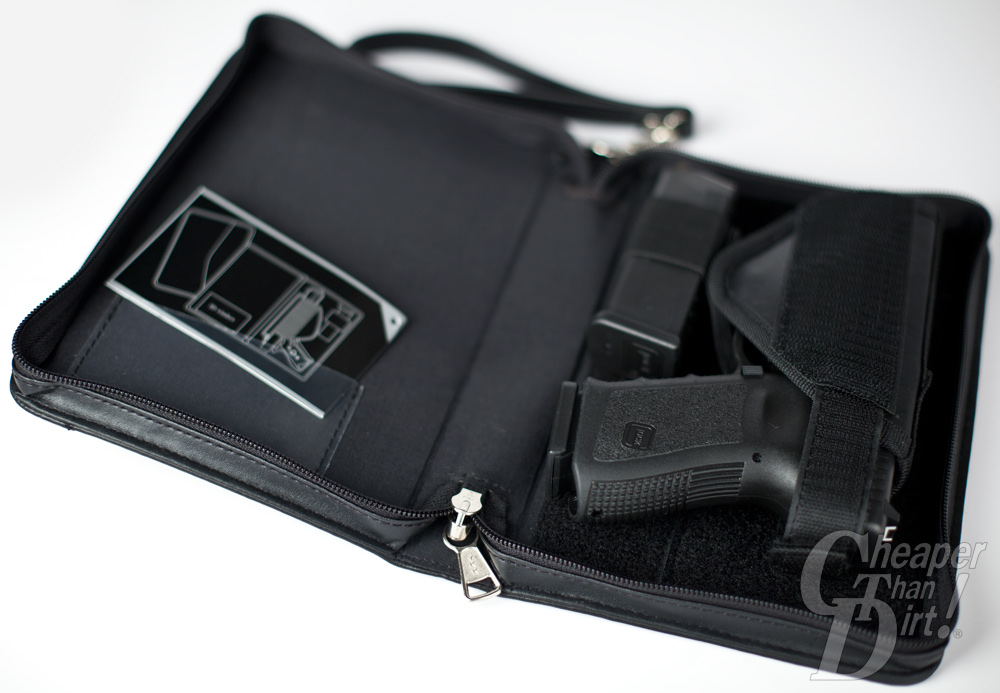 Five Alternative Concealed Carry Holsters