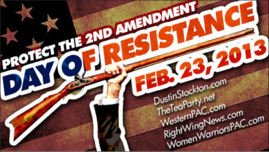 Get Active, Get Local Join the 2/23 Day of Resistance