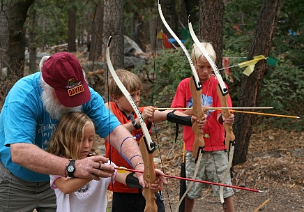 Even though there are proper techniques and correct form, archery is a sport virtually anyone can learn.