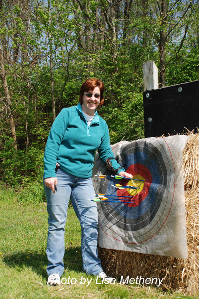 Archery is a great sport for all members of the family not to mention a great way to hunt for your food.